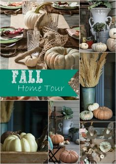 Fall Home Tour at Unexpected Elegance