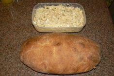 Rybacia nátierka (fotorecept) - recept | Varecha.sk Banana Bread, Food And Drink, Desserts, Tailgate Desserts, Deserts, Postres, Dessert, Plated Desserts
