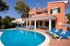 Villa Gabriel Son Parc, Son Parc, Menorca, Spain. Find more at www.villaplus.com