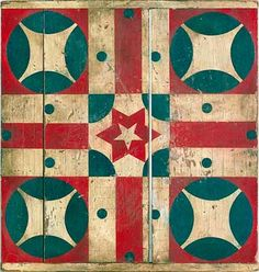 Game Board   ...Colonial Sense: Antiques: