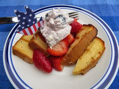 Ever Ready Red, White and Blueberry Shortcakes  recipe posted July 1, 2014