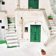 Though it may not be as polished as the Amalfi Coast, Basilicata has a rustic, wild beauty that can sometimes seem otherworldly. Photo courtesy of katinaphoto on Instagram.