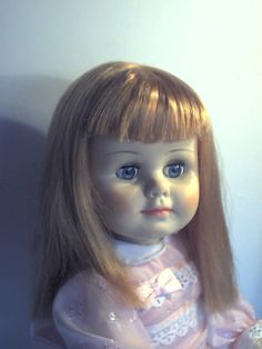Vintage Brazil doll
