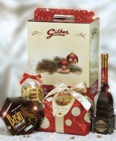 €40,98 http://www.oilwineitaly.com Confezione Regalo Tradizione Piemonte. Questo regalo rappresenta il meglio della tradizione piemontese con l'abbinamento di vini o spumanti, panettoni o dolci ed altri prodotti tipici pregiati, presentati in eleganti cofanetti confezioni.
