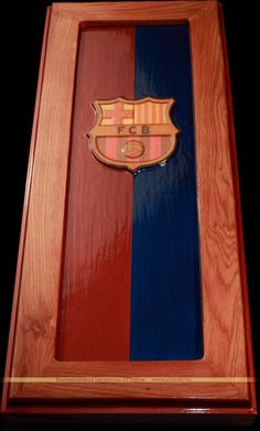 "You can buy backgammon with the emblem of the club ""Barcelona"" or any other sports club"