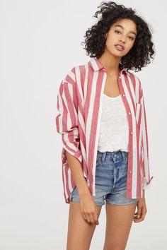 b0f448326df Oversized Shirt. Chemise Oversize FemmeChemises ...