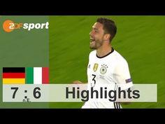 Deutschland : Italien - 7:6 n.E., Highlights   ZDF – EM2016 - YouTube