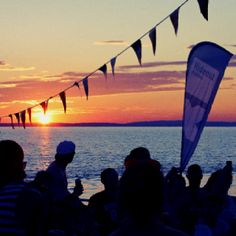 Hideout festival in Novaljia Croatia... One of the most craziest place I ever been!
