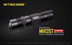 Nitecore Xp-l Hi Multitask Tactical Rechargeable LED Flashlight Rechargeable Led Flashlight, Edc Tactical, Holiday Lights, Led Strip, Strip Lighting, Usb, Instagram Posts, Outdoor Recreation, Everyday Carry