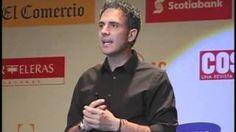 Jürgen Klaric habla de Neuromarketing en el X CAMP 2011 (Primera Parte) | Seminarium Perú, via YouTube.