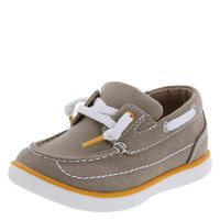 Boys' Toddler Boat Shoe, Tan