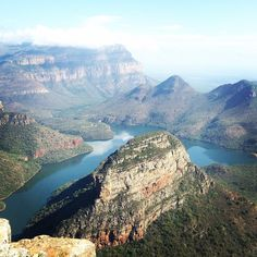 Blyde River Canyon, S Africa