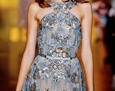 Elie Saab Haute Couture F/W 2015.