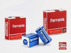 Rinascono le pellicole italiane Ferrania grazie a Kickstarter   Fotografi Digitali