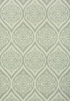 TANGIERS, Putty, T89145, Collection Damask Resource 4 from Thibaut