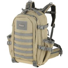 New Maxpedition pack