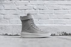 huge selection of 56e49 53b99 Fear of God s Military Sneaker Dons an