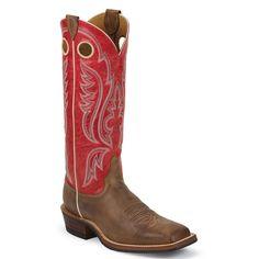 Justin Men's Bent Rail Western Boots