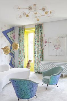 Primeras imágenes de Casa Decor 2016 | Revista Interiores. Ideas de decoración de interiores.
