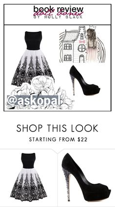 """Some nights"" by denusss-tog on Polyvore featuring moda y Casadei"