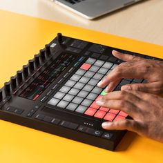 Learn more about Ableton Push