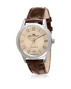 Yonger Bresson Reloj autom谩tico Unisex 36 mm