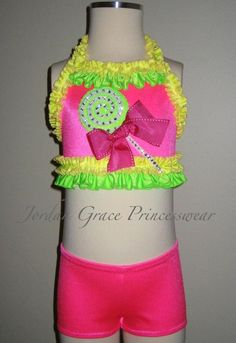 Jordan Grace Princesswear creating unique pageant swimwear and dance costumes that are always original, never duplicated. Solo Dance Costumes, Custom Dance Costumes, Candy Costumes, Pageant Swimwear, Pageants, Acro, Dance Moms, Dance Outfits, Dance Wear