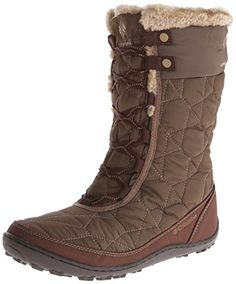 Columbia Women's Minx Mid II Omni-Heat Winter Boot,Saddle/Oxford Tan,9 M US Columbia http://www.amazon.com/dp/B00GW8GUF8/ref=cm_sw_r_pi_dp_BvLHub05DNR7E