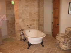 Bathroom Ideas On Pinterest Walk In Shower Tubs And