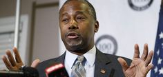 Carson threatens to leave Republican Party