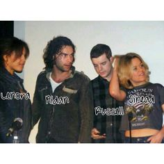 The original trio.
