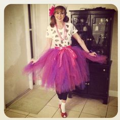Fancy Nancy Costume For Storybook Character Dress Up Day