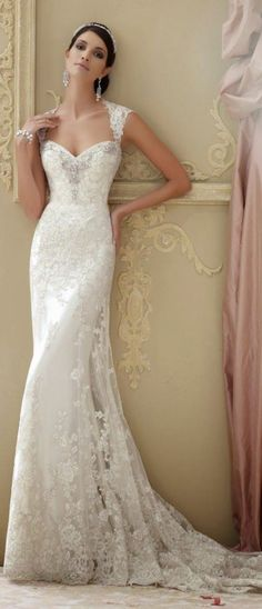 Wedding dress idea; Wedding dress idea; Featured Dress: Marchesa