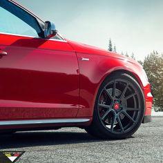 """19"""" Vorsteiner V-FF 106 Forged Concave Graphite Wheels Rims Fits Audi A4 S4 #Vorsteiner #vff106 #concave #wheels #audi #a4 #s4 #vibemotorsports"""