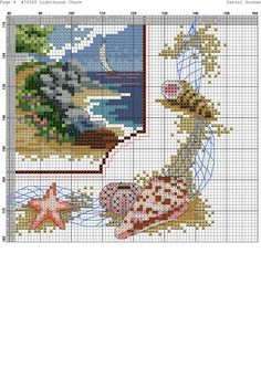 Cross-stitch patterns - Borduur patronen (4)
