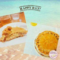 Neste Calor do Senegal prove nossas Tortas do Mar: Torta Tiroliro (Bacalhau), Torta Dona Manteiga (Salmão) e Torta de Camarão.  #tortatiroliro #tortadonamanteiga #tortadecamarão 🌱🐟🐄🍫🍰 @donamanteiga #donamanteiga #danusapenna #amanteigadas #gastronomia #food #bolos #tortas www.donamanteiga.com.br