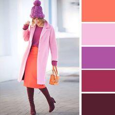 Модный цвет сезона весна лето 2016 - Розовый кварц (Rose Quartz)