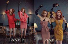 Lanvin F/W 2011 Campaign