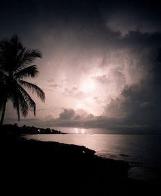 °Lightning storm