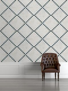 """""""Nordic Antique"""" by Zilmers.com. Danish luxury handpainted wallpapers with roots in Nordic esthetics through the ages from the Scandinavian Arts and Crafts movement to the simplicity of modern Danish Design era. #allgoodthings #danish #danishdesign spotted by @missdesignsays"""