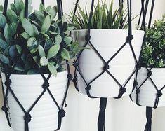 Dulux Valentine, Motif Floral, Diy Garden Decor, Garden Decorations, Plant Design, Hanging Planters, Amazing Gardens, Potted Plants, Tomato Plants