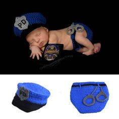 B. Law Enforcement - Baby Outfit