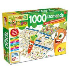 Carotina - 1000 Domande #giochieducativi #carotina #prescolare #giochiprescolare
