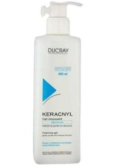 Ducray Keracnyl Foaming Gel 400 ml