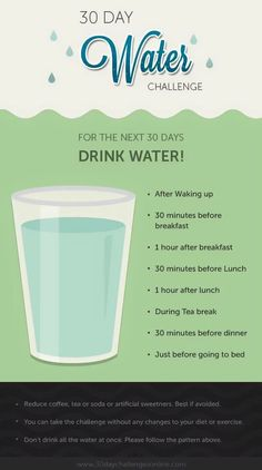 Always rehydrate yourself