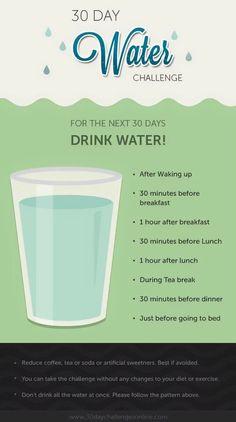 Always rehydrate yourself