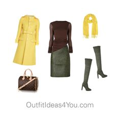 How To Wear Dark Olive For A Toned Spring