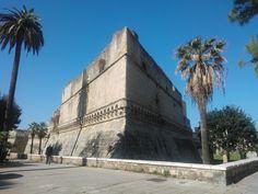 Castello Svevo #castle #bari #visitbari © visitbari A.P.