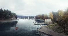 Work / Mir - Bergen, Norway