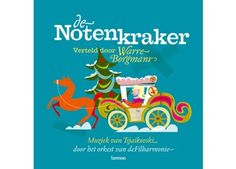 prachtig luisterboek 'De notenkraker' Lannoo | kinderen-shop Kleine Zebra
